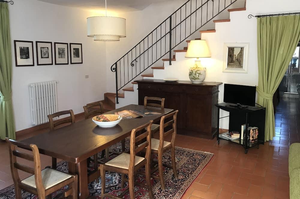 Familie appartement, 2 slaapkamers - Woonkamer