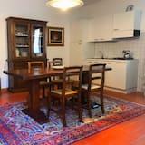 Traditioneel appartement, 1 slaapkamer - Woonkamer