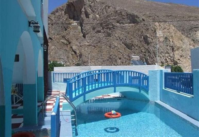 MM Studios Perissa, Santorini, Outdoor Pool
