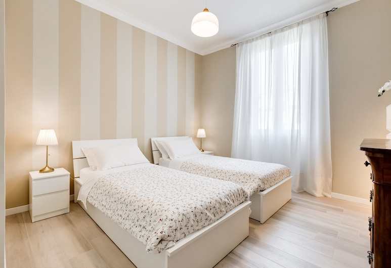 Magnificent penthouse with terrace and Netflix, 羅馬, 公寓, 2 間臥室, 客房