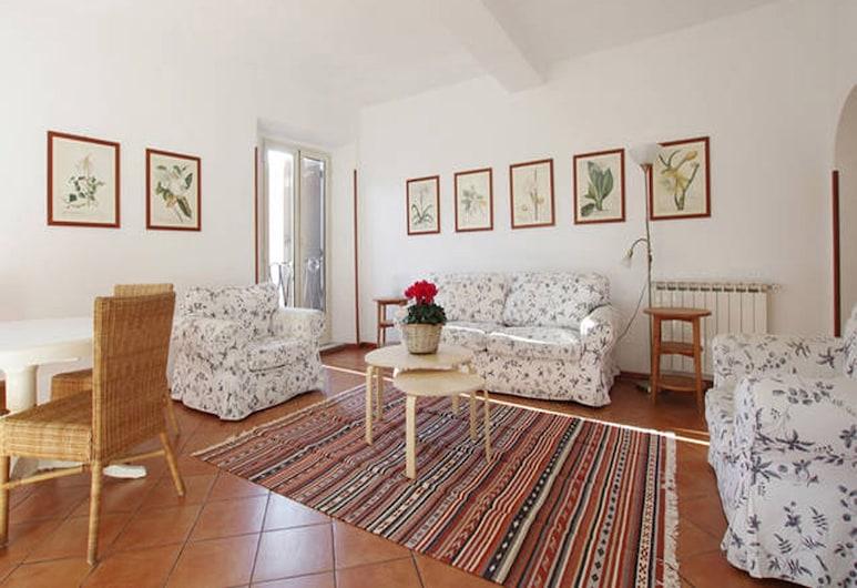 Santa Maria in Trastevere apartment, Rome, Apartment, 1 Bedroom, Living Area