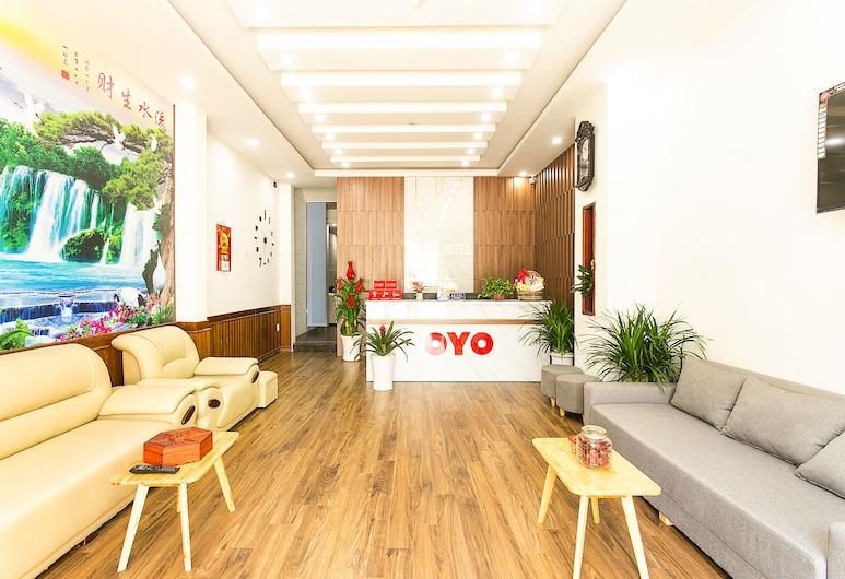 OYO 873 Flying Hotel, 峴港, 櫃台