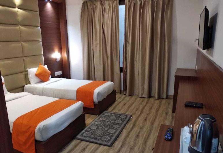 Hotel Marygold Agra, Agra, Izba typu Deluxe, Hosťovská izba
