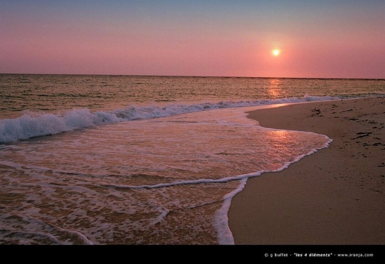 Eden Beach Saint-Louis, St. Louis, Strönd