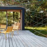 Komforta namiņš - Dzīvojamā zona