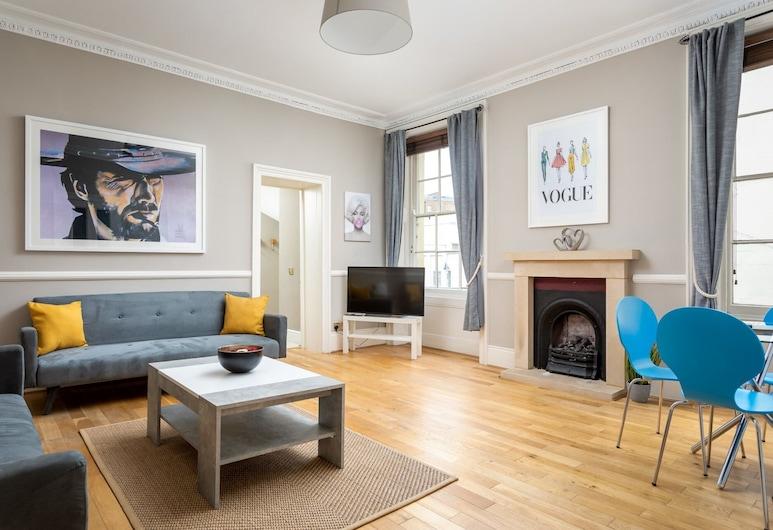 16 Lansdown Place, Cheltenham, Appartement, Salle de séjour
