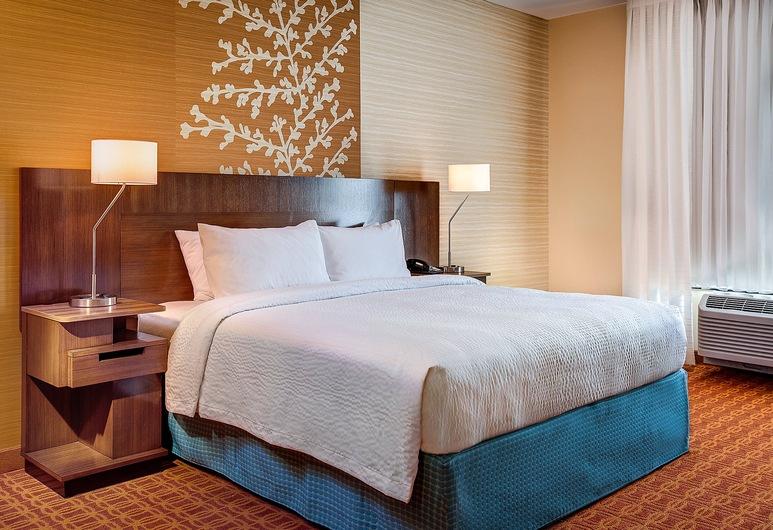 Fairfield Inn & Suites by Marriott Houston Richmond, 里奇蒙, 客房, 1 張特大雙人床, 客房