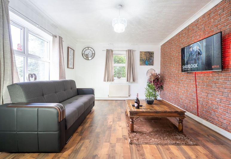 WM Property Serviced Accommodations, Coventry, Lounge