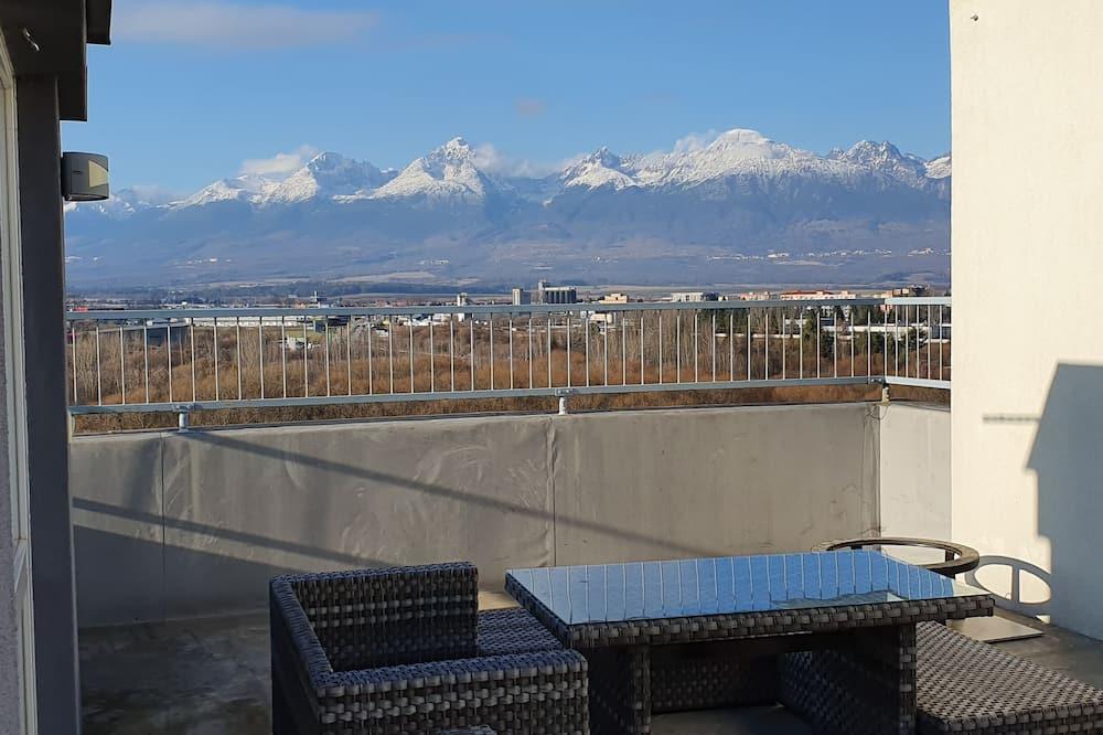 Апартаменти, багатомісний номер - Балкон