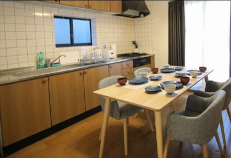 KUROMON Hibiki, 大阪市, ハウス9人部屋 KH-1, 部屋