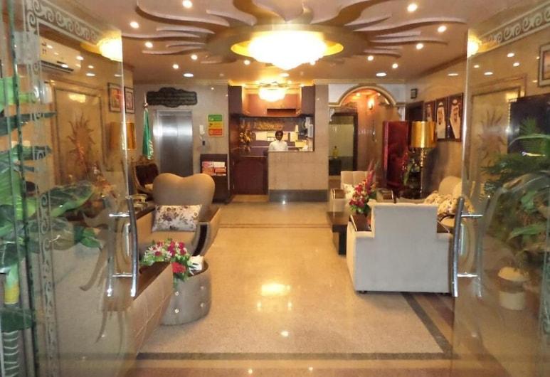 Dar Laveena Hotel Apartments, Jeddah, Interior