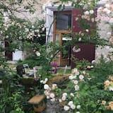 Grand - kahden hengen huone (La Magny) - Puutarhanäkymä