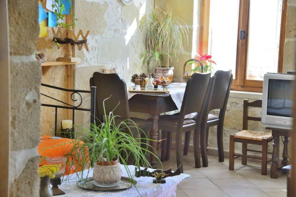 Традиційний будинок - Вітальня