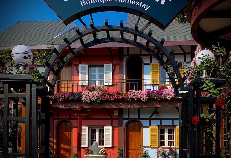 Little Colmar Boutique Homestay, Ha Long, Ingång till boendet