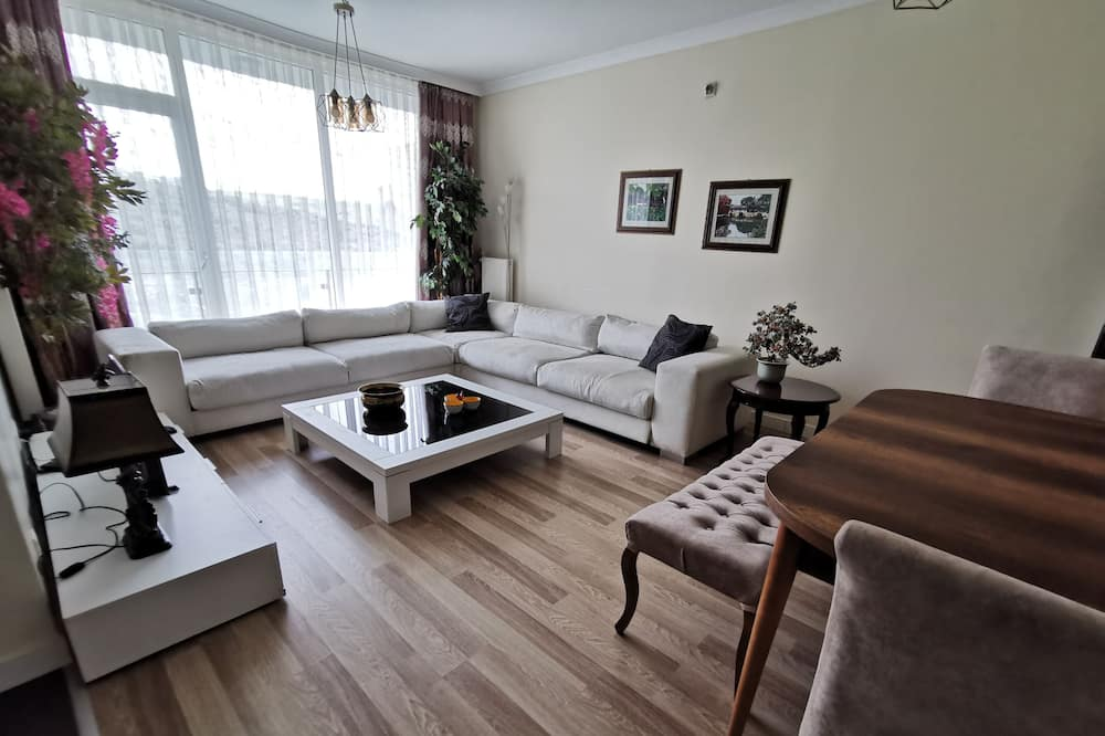 New P Classical Themed Apartment in Istanbul