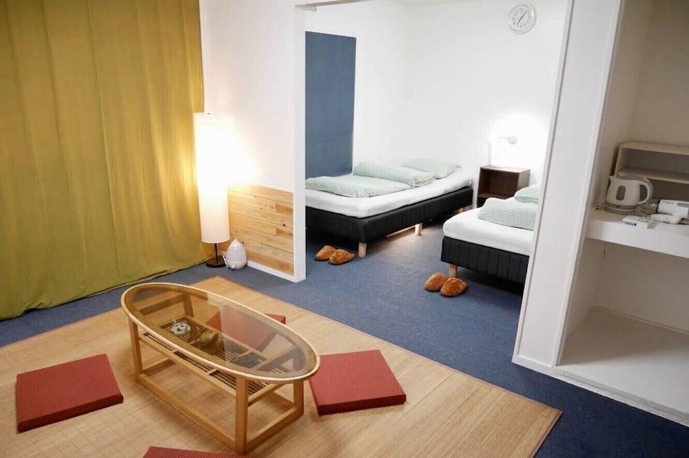 Διαμέρισμα (Private Room) - Περιοχή καθιστικού