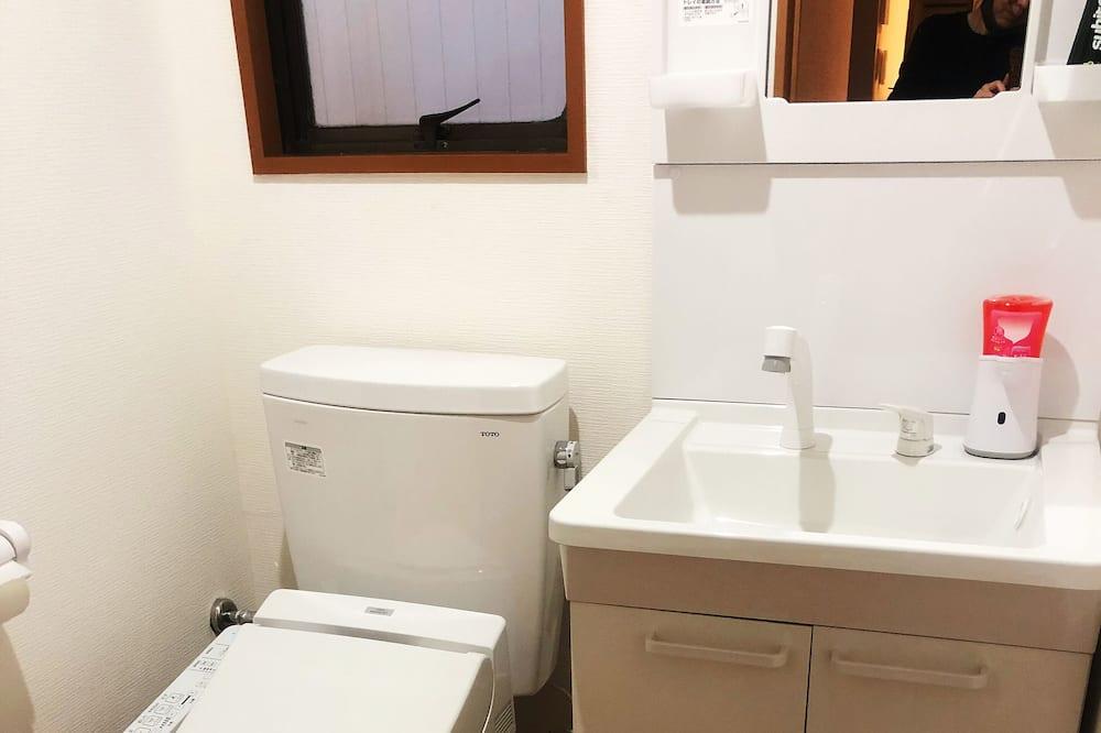 アパートメント (201) - バスルーム