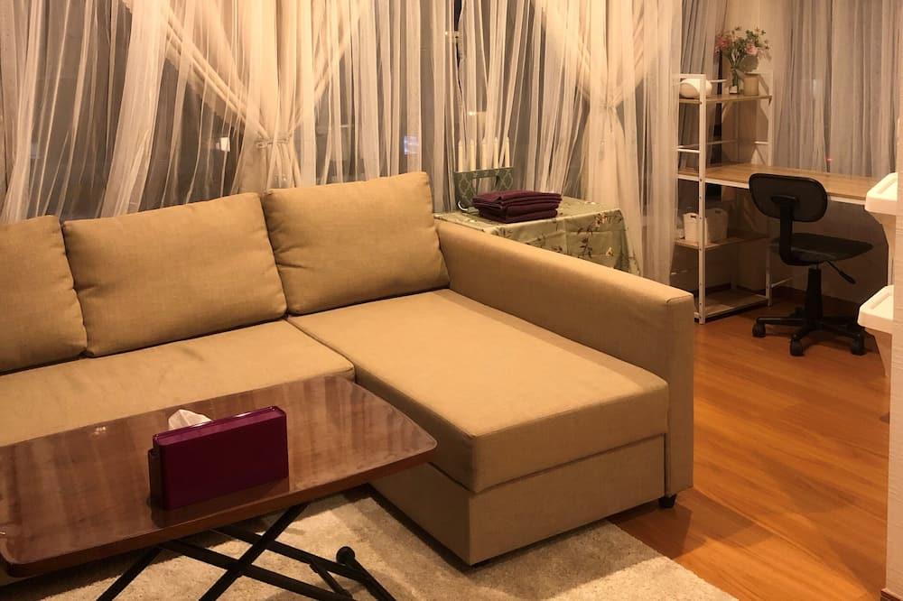 アパートメント (201) - 客室