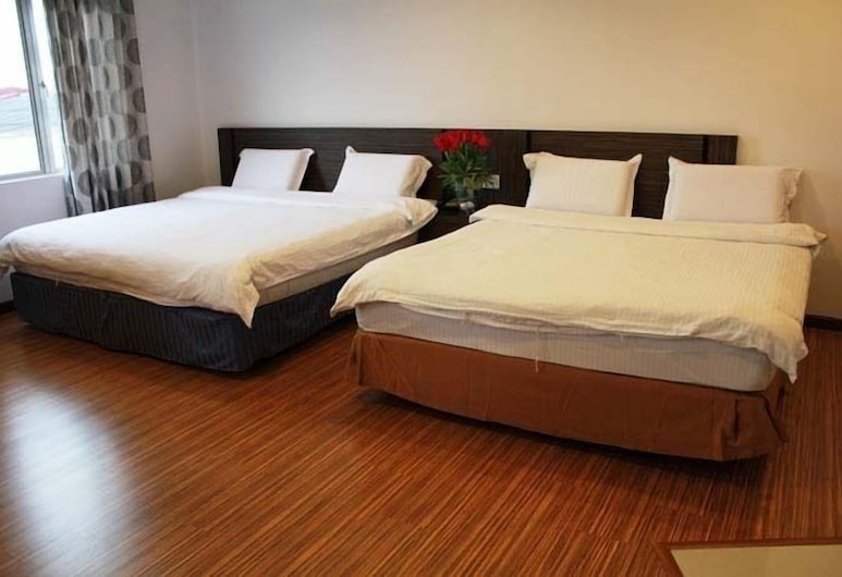 Stay Inn Hotel, Simpang Renggam, Family Suite, Guest Room