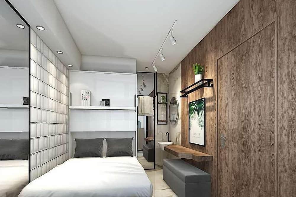 Premium Tek Büyük Yataklı Oda, Balkon, Deniz Manzaralı - Oda