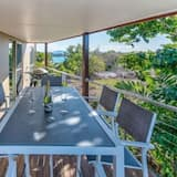 Deluxe Villa - Balcony View