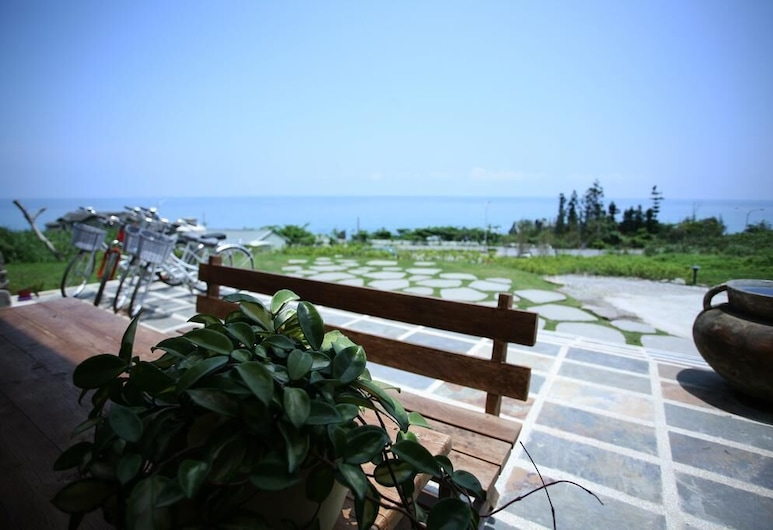 Yangjiao Cun Haijing Homestay, 寿豊, 庭園