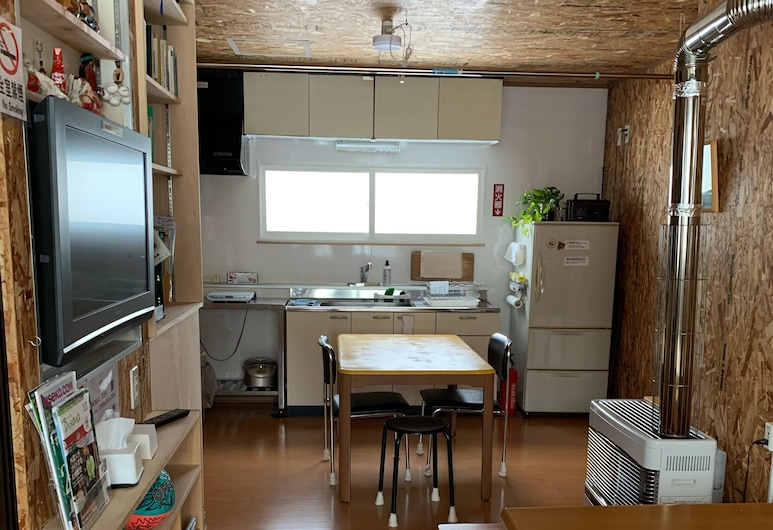 Tomhouse Sapporo - Hostel, Caters to Women, Sapporo, Shared Dormitory, Women only, Living Area