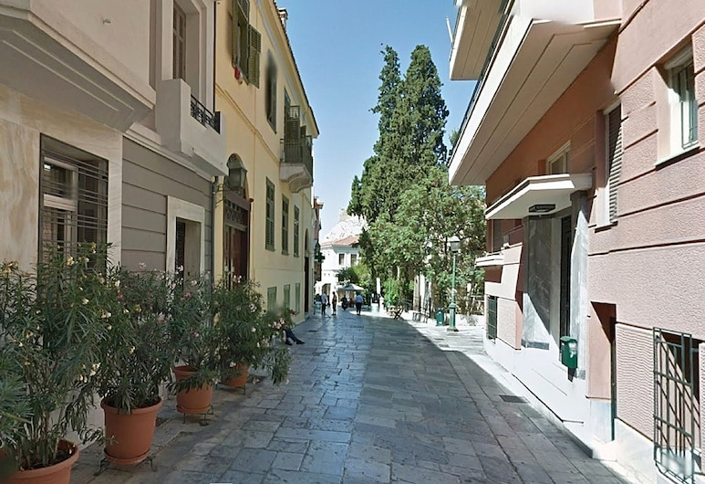 Check Point - Down Town, Athens, Front of property