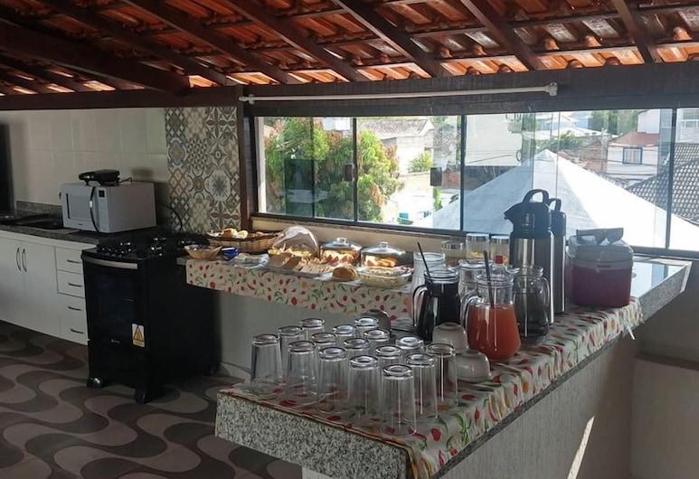 Summer Suítes, Cabo Frio, Breakfast Area