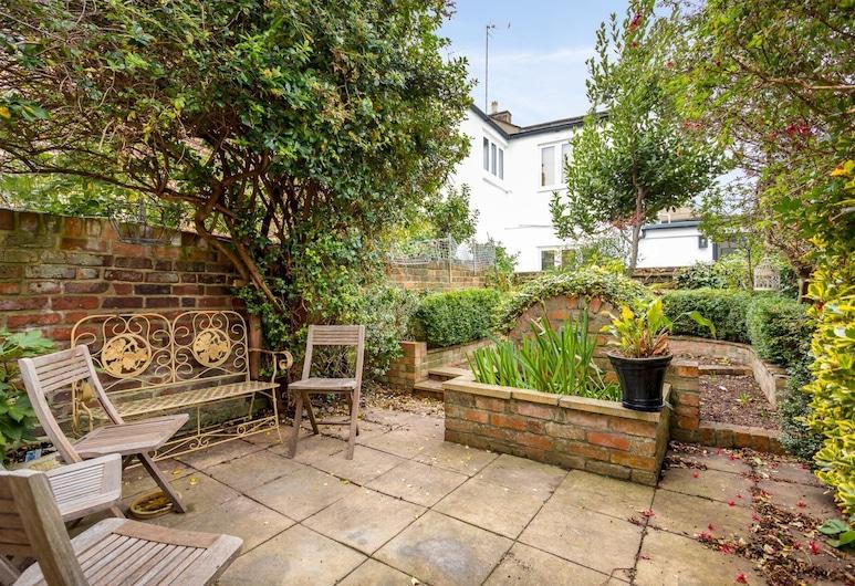 Sandford Street, Cheltenham, Garden