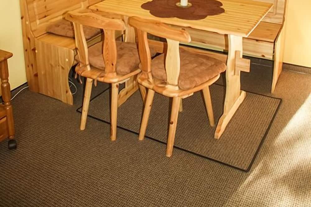 Habitación básica doble - Comida en la habitación