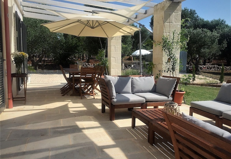Beautiful 3 Bed Villa With Pool, Ostuni