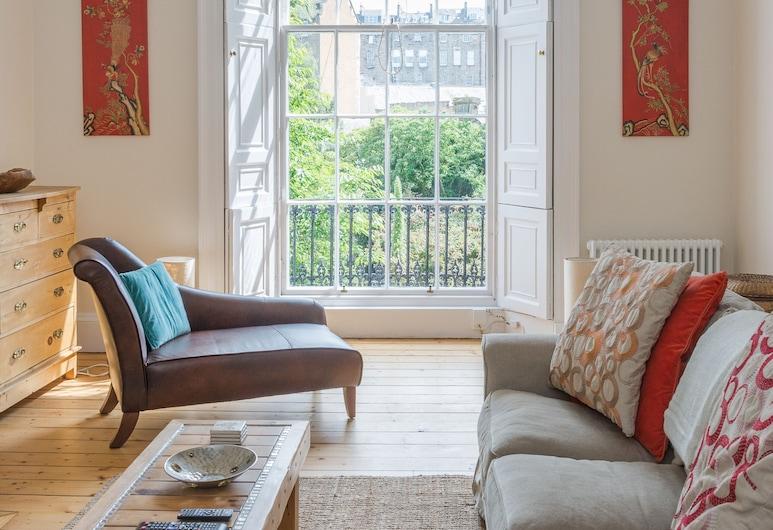390 London Street Georgian Home, Edinburgh, Lejlighed (2 Bedrooms), Stue
