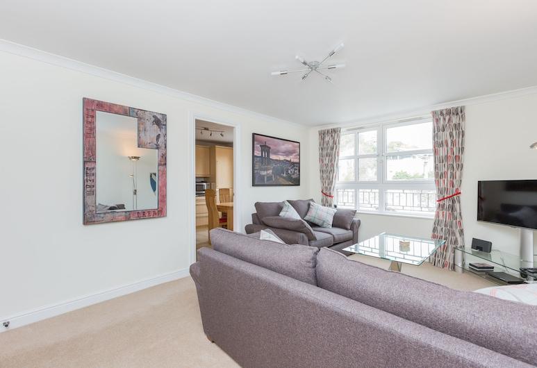 388 Old Tolbooth Wynd Apartment 2, Edinburgh, Külaliskorter (2 Bedrooms), Elutuba