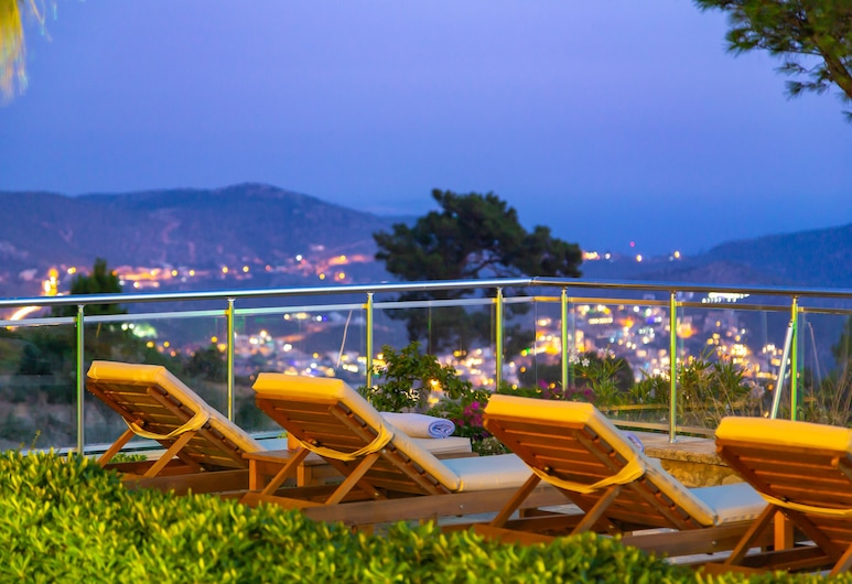 Villa Keady, Lavanta, Kalkan, Kaş, Balkon