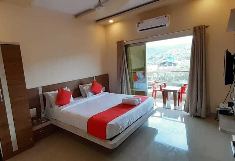 Venna View Hotel, Mahabaleshwar, Deluxe Room, Guest Room