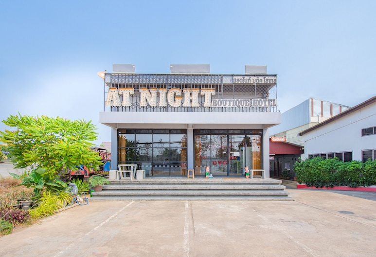 OYO 650 At Night Pranburi, 攀武里