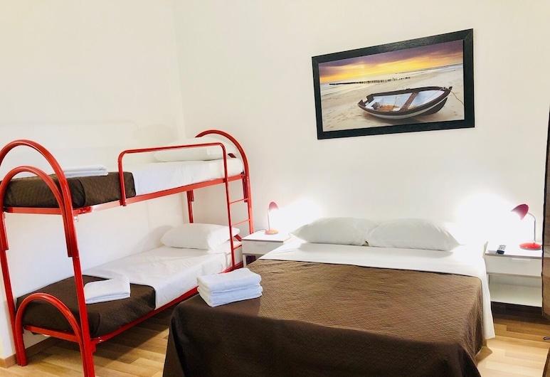 Comfort Inn Roma Termini , 羅馬, 共用宿舍, 僅限女士, 客房