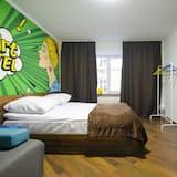 Pokój dwuosobowy z 1 lub 2 łóżkami typu Economy, Łóżko king i sofa - Pokój