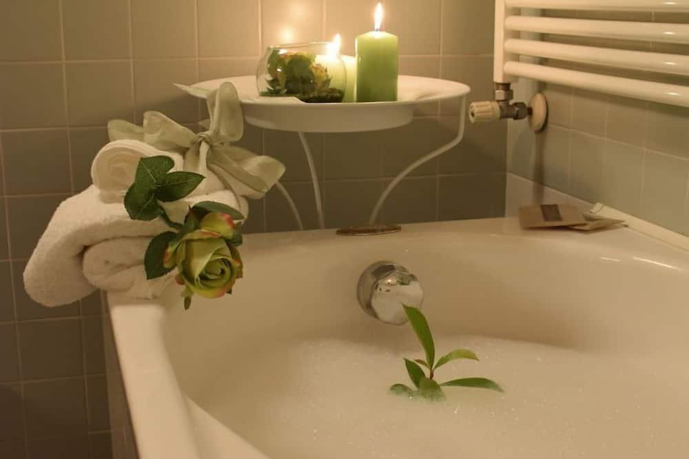 Deluxe tweepersoonskamer (Rosa Verde) - Bubbelbad