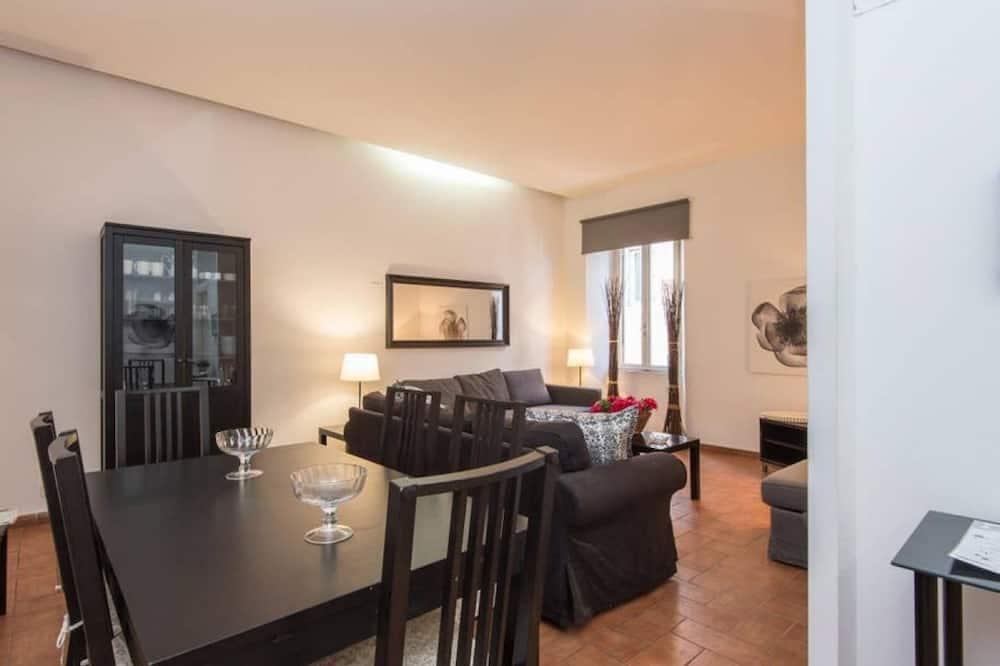 Апартаменти, 4 спальні, з видом на місто - Обіди в номері