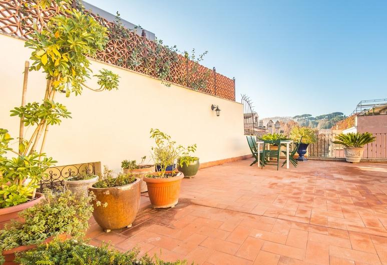 RSH Giulia Enchanting Apartment View, 羅馬, 公寓, 2 間臥室, 露台, 城市景, 陽台