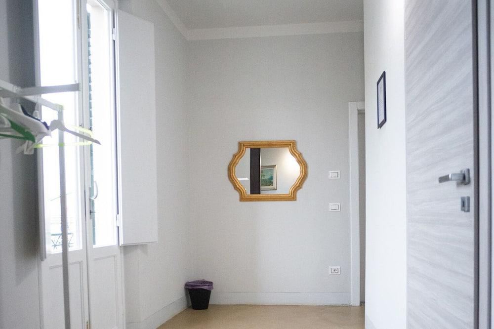 Trippelrum - balkong - Vardagsrum
