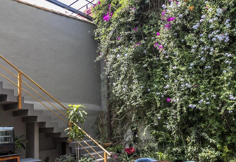Arawi Hotel Boutique, 美妙谷, 室外用餐