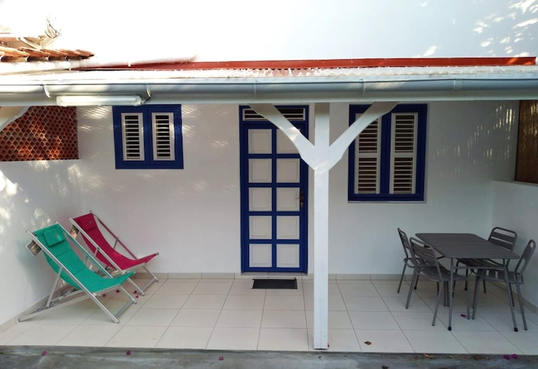 Apartment With one Bedroom in Le Marin, With Furnished Garden and Wifi - 800 m From the Beach, Marin