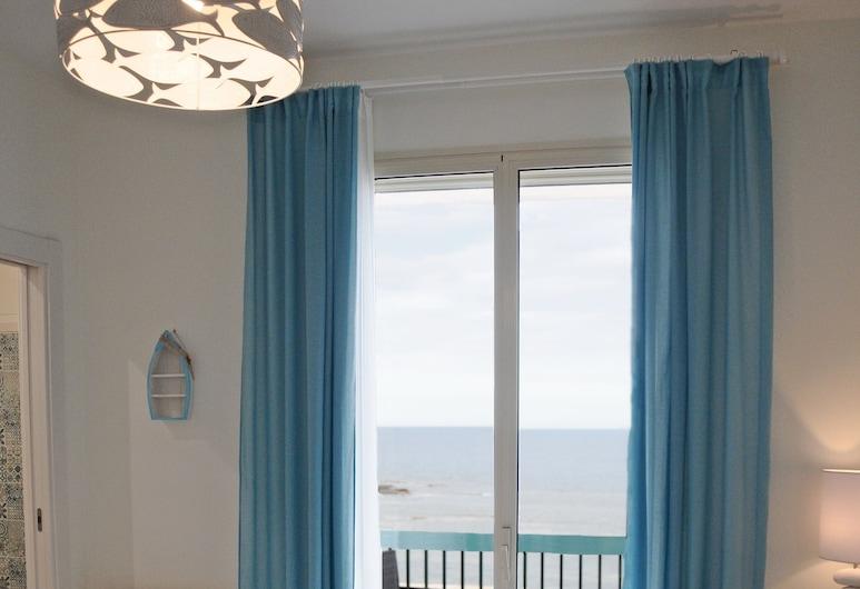 Thalìa Guest House Marzamemi, Pachino, Double Room, Balcony, Sea View (Pesciolini), Guest Room
