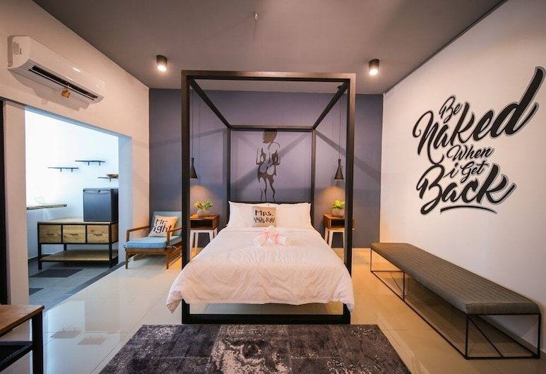 The Lov Penang, George Town, King Room, Guest Room