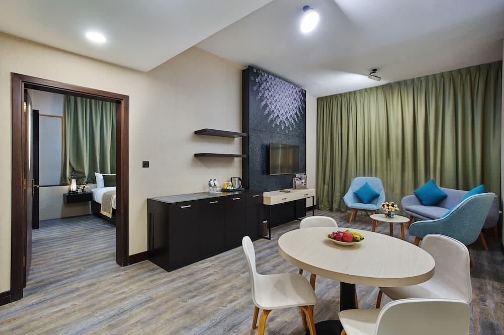Executive Suite - Living Area
