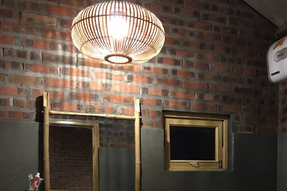 Pokoj (Bungalow) - Koupelna
