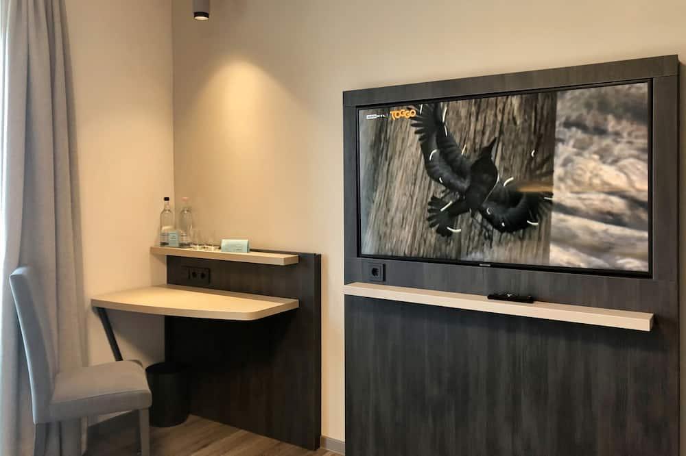 Single Room, Balcony - Living Area